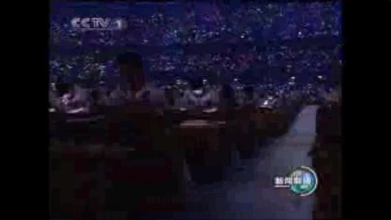 新闻联播 2008-08-09 北京奥运会开幕式