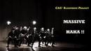 Jean Denis Michat - Massive Haka 중앙대 색소폰 앙상블