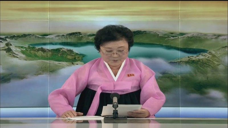 Choson TV: 김정은-시진핑 비공개 회담소식 (5월 8일) [HD] [KOREAN]