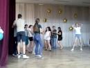 Танц батл второй подгруппы