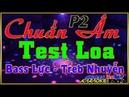 Chuẩn Âm Test Loa P2 ll Bass Lực Treb Nhuyễn ll Organ BM