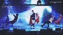 180728 FANCAM Firewalking Nine Percent Fan Meeting THXwithLOVE in WuHan