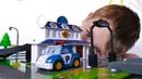 Поли робокар Игрушки для мальчиков Видео про машинки для детей