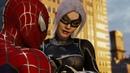 Spider Man Black Cat Silver Sable