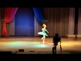 33 - Вариация из балета Пахита (Стефания Романовская)