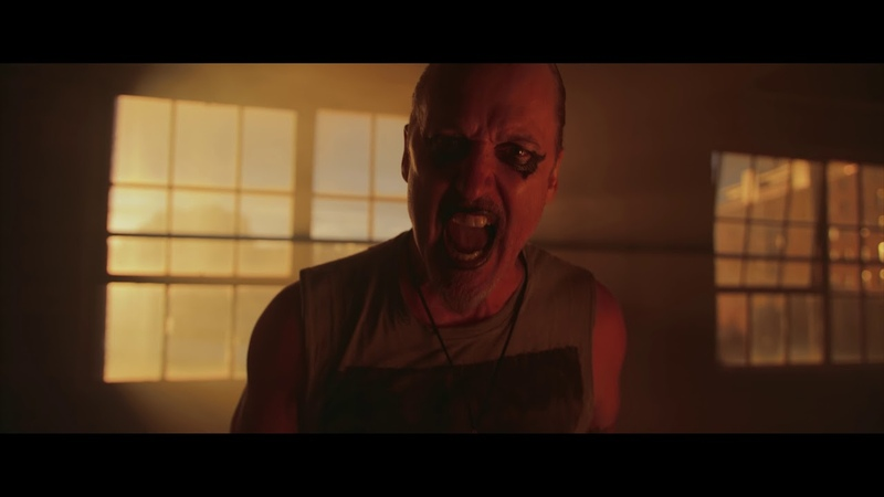 Nazareth Tattooed On My Brain Official Music Video