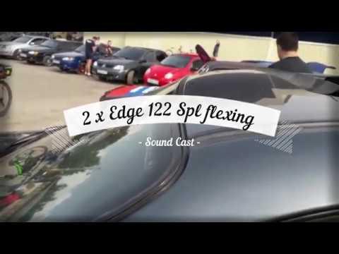 2 x Edge 122 Spl Flexing Car