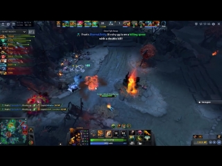 FNATIC vs LIQUID - UNBELIEVABLE 39-1 Score - WTF BIGGEST STOMP in Dota 2 History
