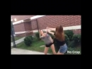 Chicks fight umatilla YouTube