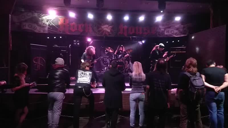 Black Death Metal 10.10.18 Rock House 6