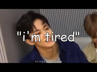 mark lee is tired of nct dream and so am i