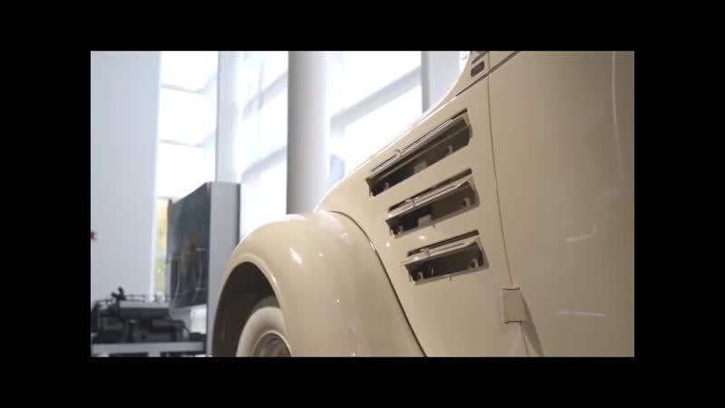 Chrysler Airflow - первый автомобиль с хорошей аэродинамикой