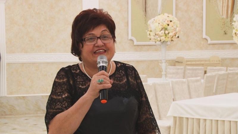 Алиме Семедляева первый директор первой крымскотатарской школы в Крыму