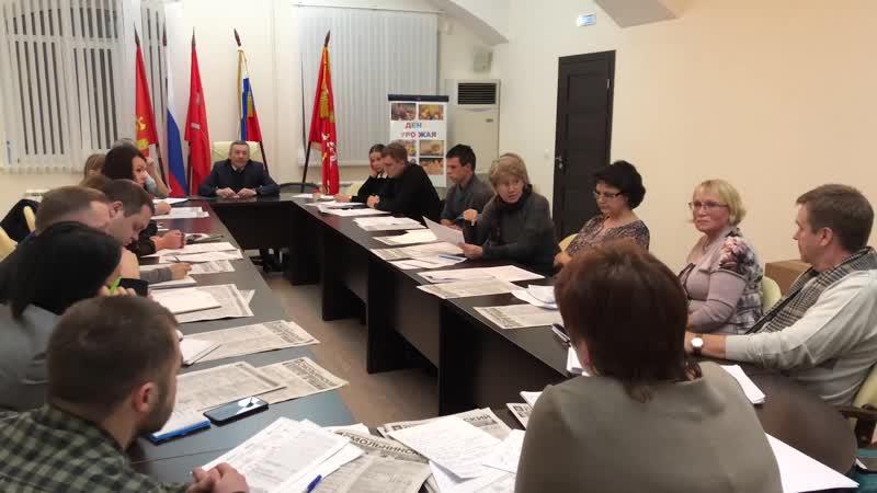 Публичные слушания в Смольнинском МО - Продолжение следует...