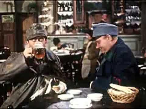 Швейк на фронте.1958 г. Чехословакия. Кинопрокат СССР