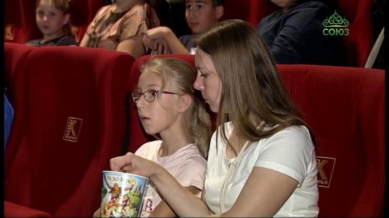 Проект «Киноуроки в школах России» познакомил Петербургского зрителя с новыми киноработами