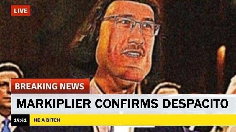 DESPACITO 2 CONFIRMED BY MARKIPLIER