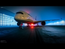 Airlounge pilot's eyes pictures relax music