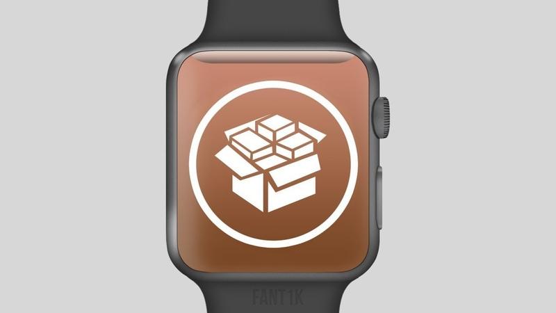 Джейлбрейк для Apple Watch