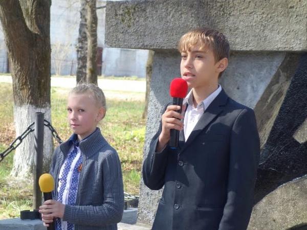 Митинг 9 мая 2018 в поселке Сухоногово