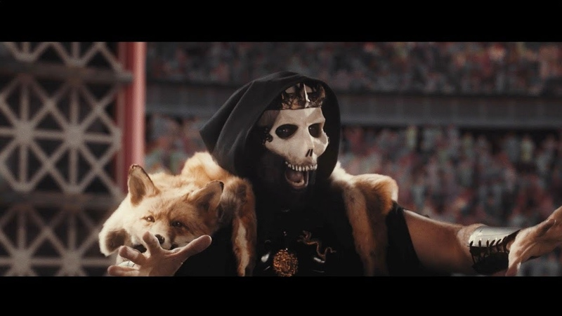 WARKINGS Gladiator Official Video Napalm Records