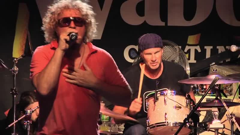 Chickenfoot Foxy Lady Live in Cabo HD 1