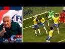 Sormani critica Neymar Estou decepcionado sumiu do jogo Debate critica atuação contra a Bélgica