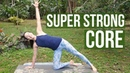 BEST Yoga Poses For Core Strength