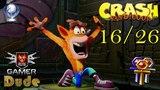 Crash Bandicoot N. Sane Trilogy Часть 1 Реликт 16