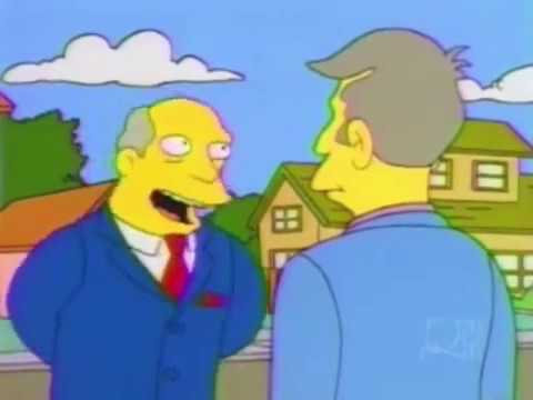 Steamed Hams but Skinner simply asks the Superintendent if he could purchase fast food