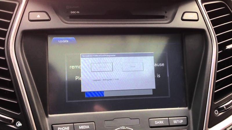 Обновление прошивки штатного ГУ MTXT900DM Хай-Тек (High-Tech) ч.1