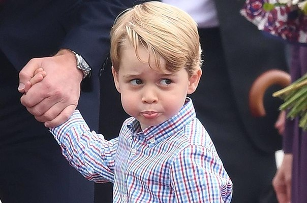 Принц Уильям и Кейт Миддлтон наняли для Джорджа охрану из-за угрозы нападения