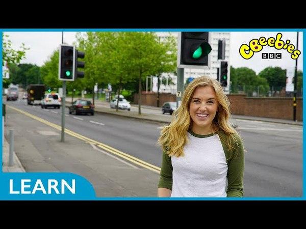 CBeebies | Do You Know? | Traffic Lights vk.com/topnotchenglish