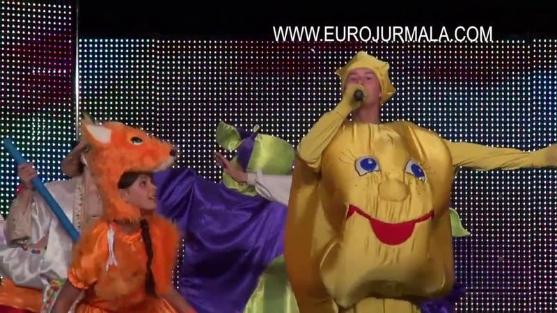 Prolisok Ukraine Eurojurmala 2013 Пролисок Украина Евроюрмала 20131