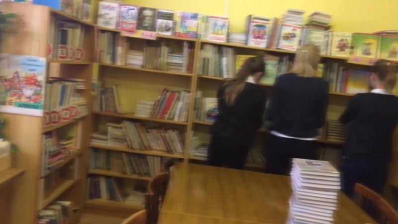 Библиотека -8В