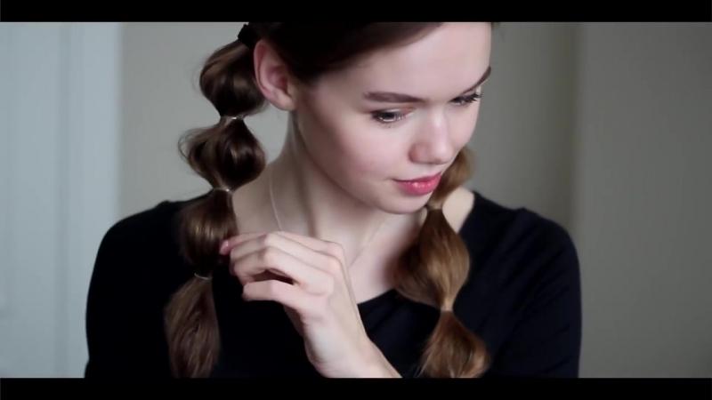 [Masha Timoshenko] ОБЪЕМНЫЕ ПРИЧЕСКИ ДЛЯ ЛЕНИВЫХ