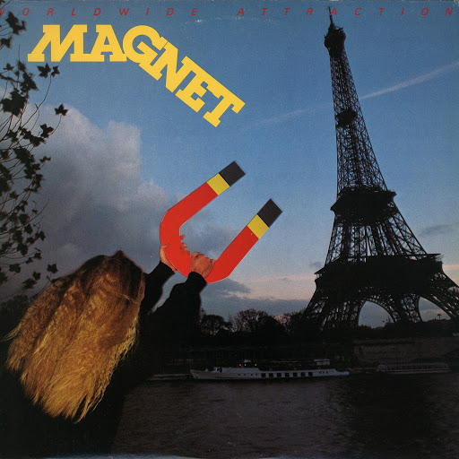 Magnet альбом Worldwide Attraction