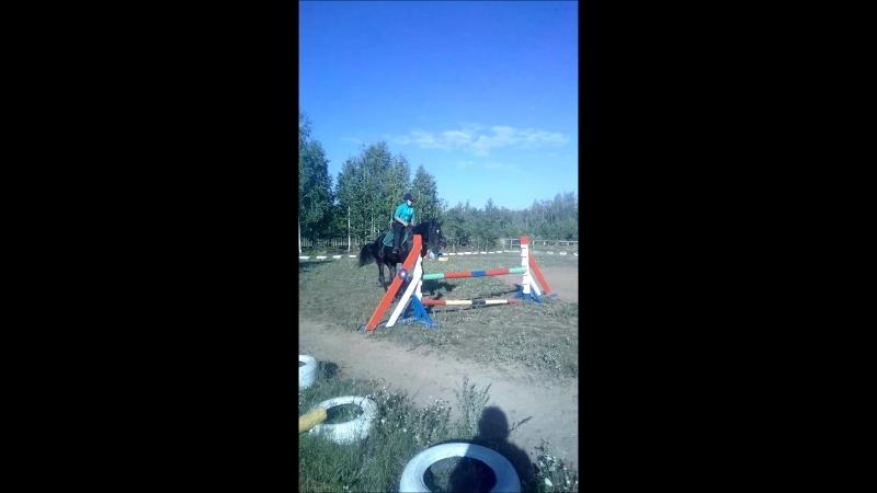 Винни Пух и Я .60-75-85.Моя тренировка по прыжкам!