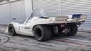 1970 Porsche 917K: Warm Up, Demonic Downshifts RAW Flat-12 Sound!