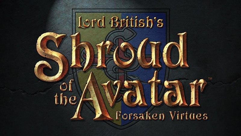 Shroud of the Avatar. Что сказало ЗЕРКАЛО?