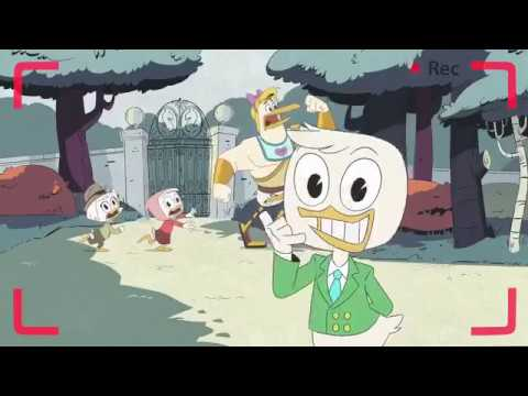 DuckTales - Storkules in Duckburg! (Promo)