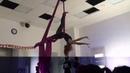 Aerial silks - Dance Little Liar
