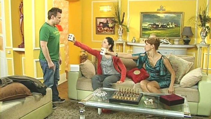 Универ 4 сезон 93 серия Постель из роз