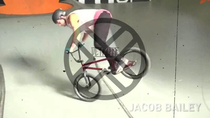 Kicker BMX
