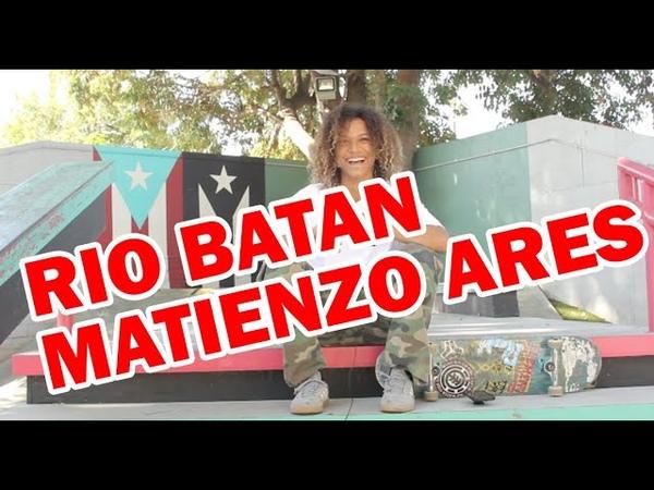 Rio Batan Matienzo Ares - My Destructo