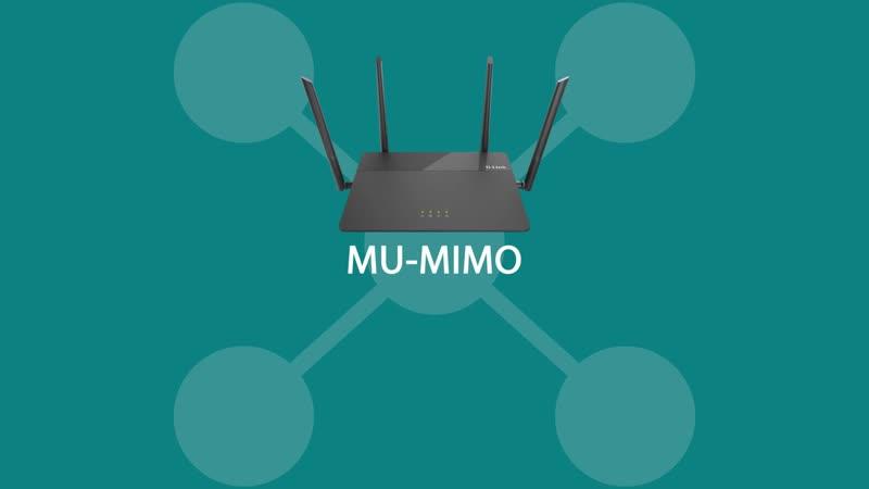 DIR-878 — гигабитный маршрутизатор AC1900 с поддержкой MU-MIMO