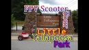Little Tallapoosa Park Carroll County Georgia Official FPV Scooter Tour