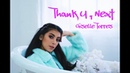 Ariana Grande THANK U NEXT Giselle Torres Cover