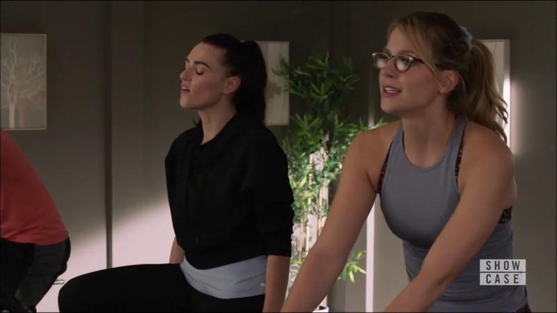 [4x10] Supergirl - Lena Luthor scenes pt 1