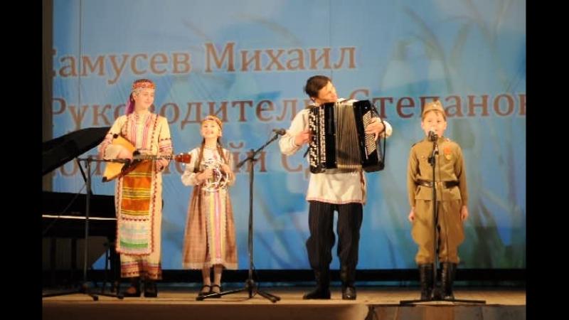 Солгонский СДК Михаил Самусев
